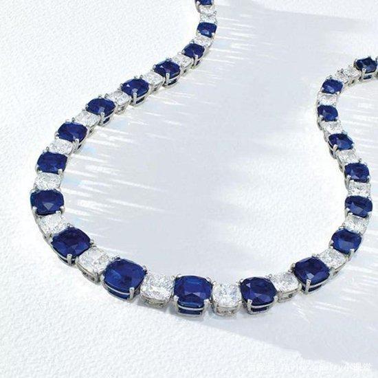 红蓝宝石收藏家到底多有钱? 女神关之琳为你揭晓