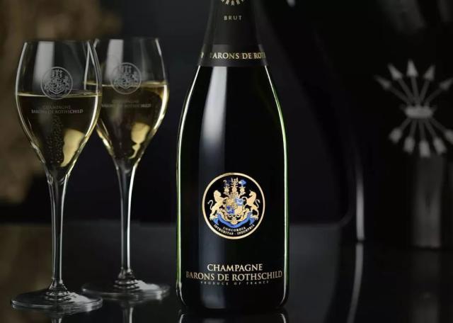 罗斯柴尔德香槟酒庄的历史发展