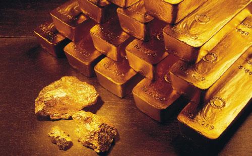 现货黄金延续上升 黄金ETF上周持仓量增约42吨