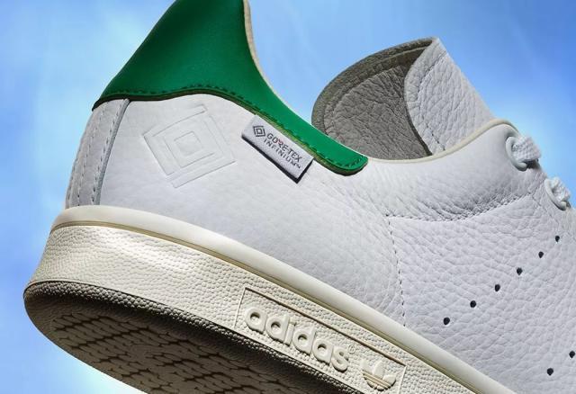 百搭又防水!adidas Originals Stan Smith称为曾经的鞋王级产品