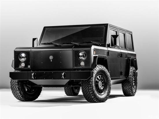 美国汽车品牌Bollinger发布新车 设计元素完全以实用为主