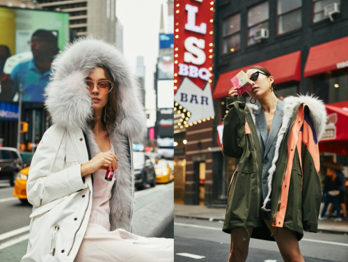 前沿潮品 KLINIC跨界闪耀纽约时装周