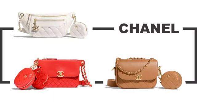这一季Chanel新出的包包 你最爱哪款呢?