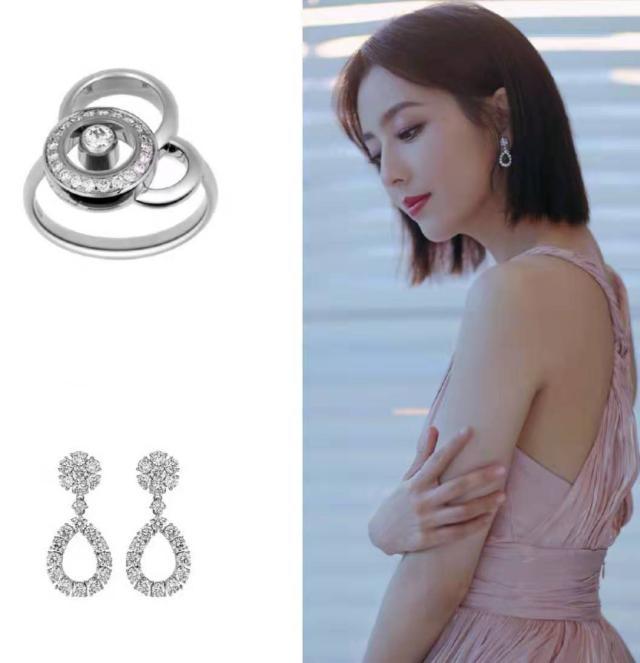 佟丽娅携珠宝元素 为你展示轻熟女人的高级穿搭