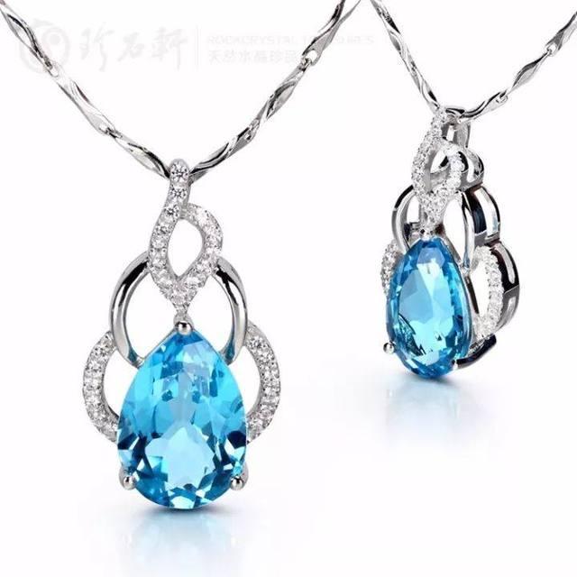 彩色宝石的珠宝界新宠已过时 现在是天然水晶