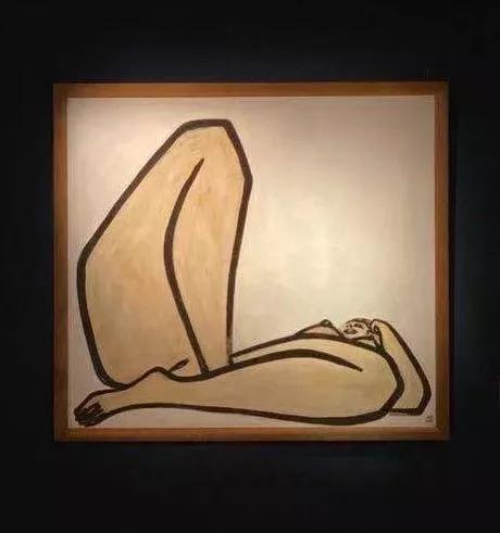 中国油画屡屡拍出天价 赵无极作品曾卖5.1亿港元