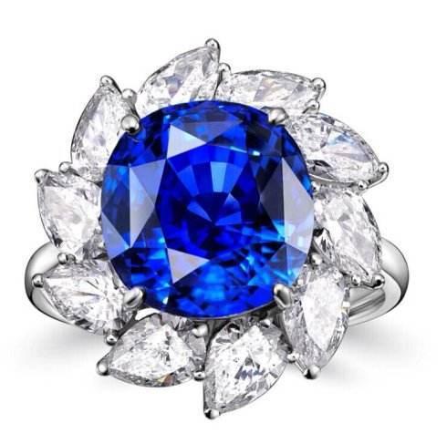 全面介绍红蓝宝石的性质和产地以及价值