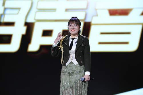邢晗铭好声音夺冠 李荣浩发文称你是我的骄傲