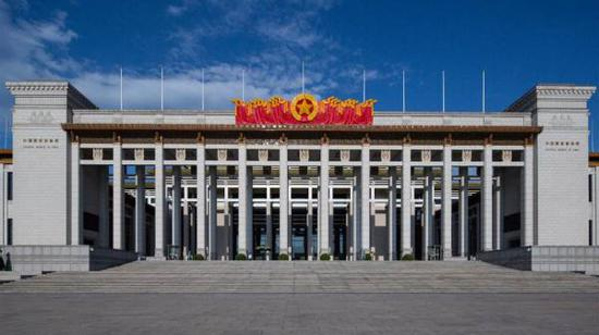 中国国家博物馆 折射出新中国七十周年来的变迁