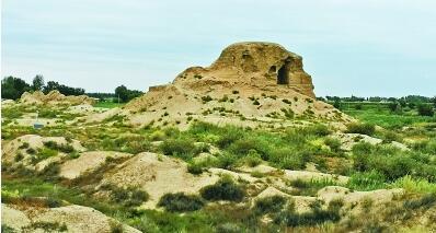 唐代至蒙元时期的北庭面貌初现端倪