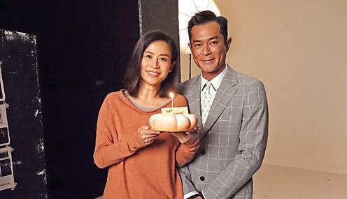 古天乐宣萱再合作 上一次合作已是17年前