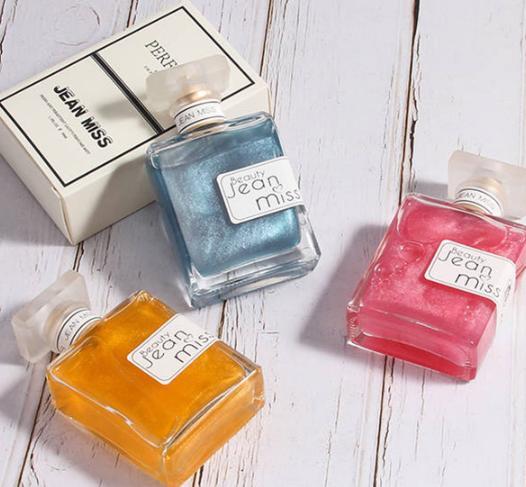 颜控们的福利来啦 网红鎏金香水 可甜可盐的中性高级香