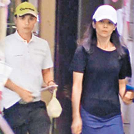 杨秀惠承认秘婚 与男友于上月正式在港申请注册