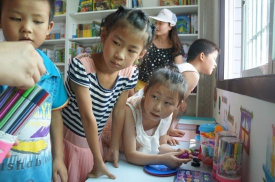 心系社会责任 聚焦留守儿童