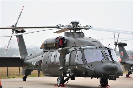 看!这就是我国最新研制的多用途直升机直20