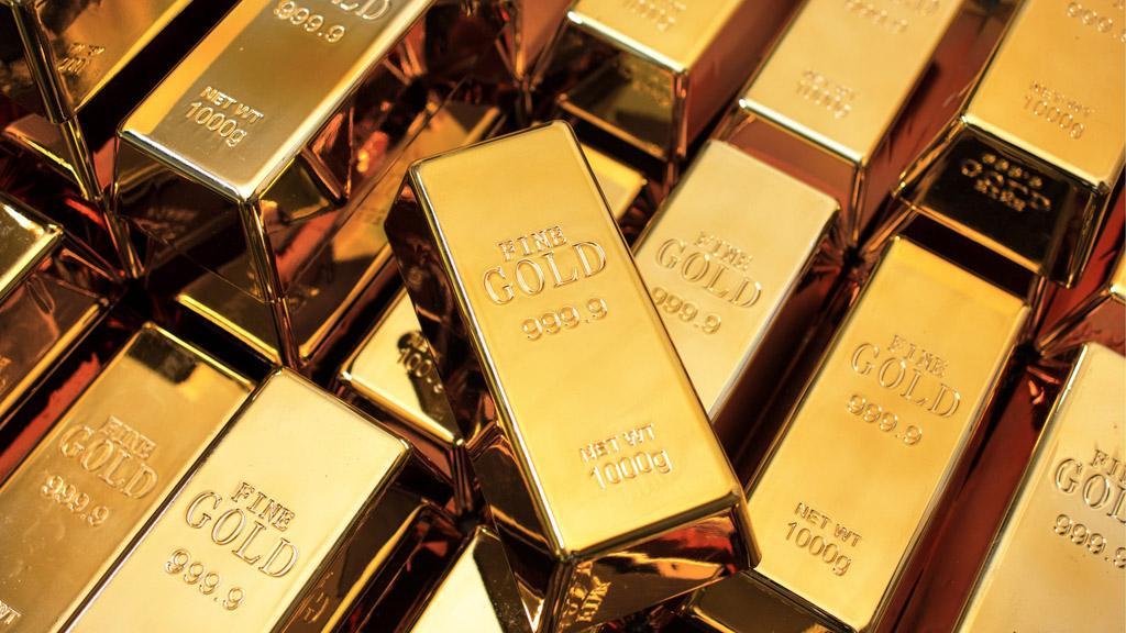黃金期貨周四下跌11.90美元 創一周收盤新低