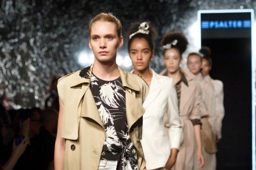 影儿时尚集团旗下高端品牌PSALTER诗篇再次登陆米兰时装周