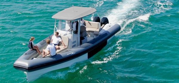 神奇的设计 你见过带履带的水陆两栖游艇吗?