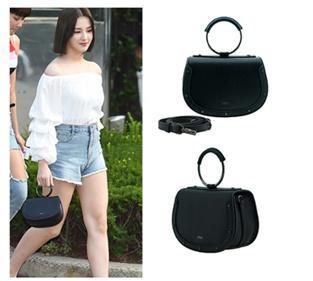 这些韩国明星包包或许可以帮你get到各种风格 成为街拍达人哦!