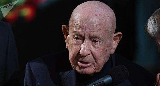 太空行走第一人去世 葬礼将于10月15日举行