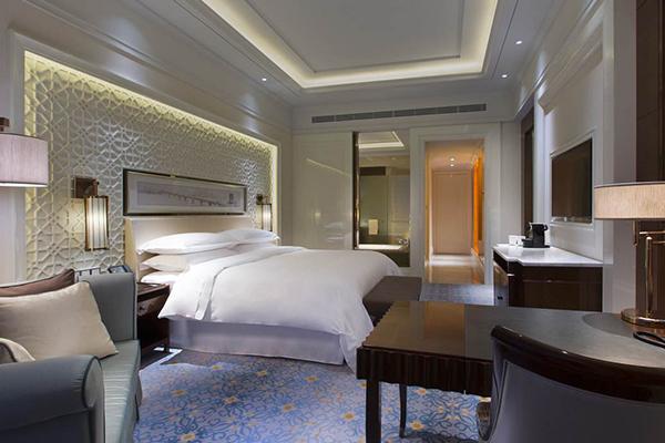 去武汉出差首选这几个顶级酒店 带你观赏优美的景色