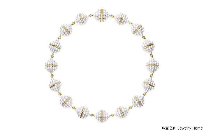 塔思琦M/G TASAKI INTENSITY系列 波普艺术赋予珍珠全新魅力