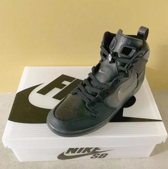 全新FPAR x Nike SB Dunk High来袭!将于10月25日正式登场