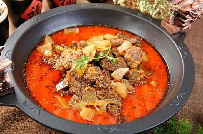 牛飘香牦牛火锅 来自高原的养生之宴