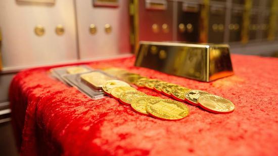 黄金期货收高0.6% 三日来首次录得上涨