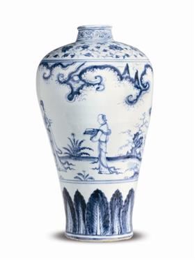 """明代瓷器""""空白期""""揭开神秘面纱 重现这一时期瓷业的发展面貌"""