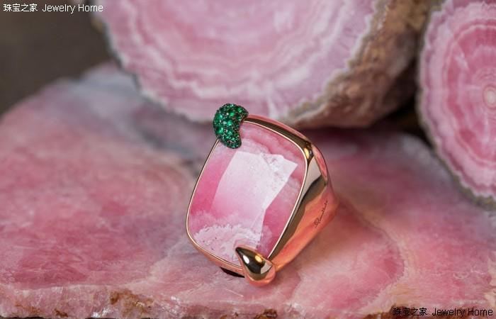宝曼兰朵Ritratto系列新作 赋予戒指独一无二的图案