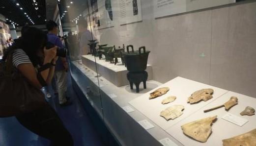 中国首次在国家层面举办甲骨文系列纪念活动