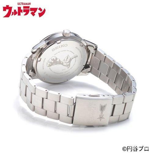 精工还即将推出与万代的联动 Ultraman x SEIKO奥特曼和精工联名腕表