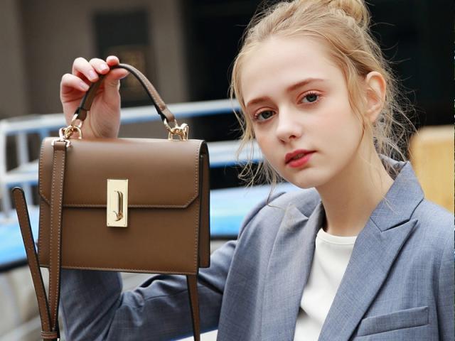 选择适合你的包包 轻松打造优雅时髦女人