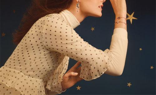 施华洛世奇汲取北欧的夜空为灵感推出冬季系列