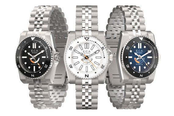 Collection中发布了新型号手表 还有禧年手链