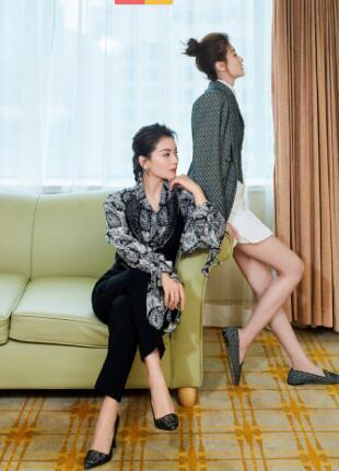 劉濤喬欣同框 你們的霸道女總裁上線了