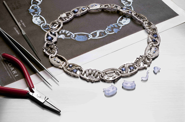 设计是珠宝的灵魂 工艺是这一切的支撑