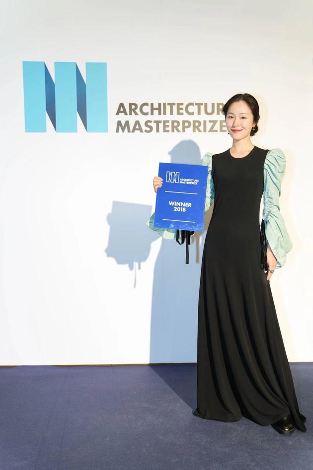 江一燕回应获建筑奖争议 也回应了网友质疑的这件事