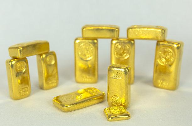 现货黄金上攻但困于1490 随时恐陷跌势?