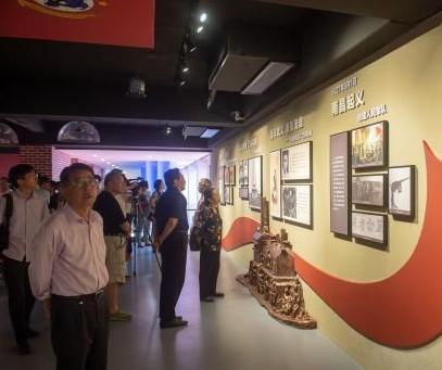 福州第一个城市记忆公园——三山人文纪念园开馆