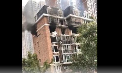 邯郸一家属楼爆炸 伤亡情况尚不明确