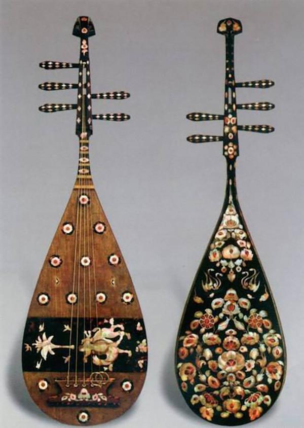 这把传承千年的琵琶 为何收藏在日本正仓院?