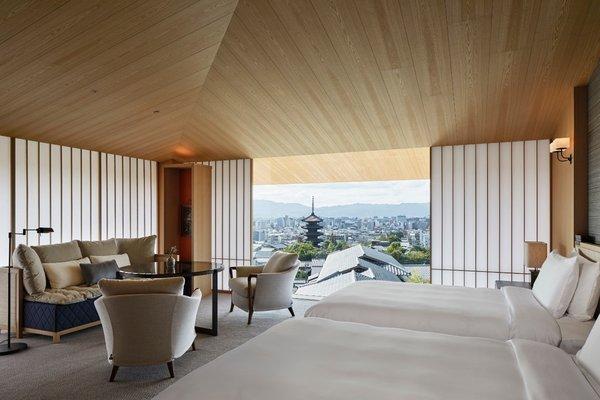凯悦集团近日宣布 京都柏悦酒店正式落成开业