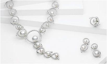 珍珠首饰应选用淡水珍珠还是海水珍珠?