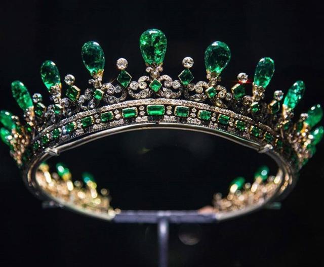 珠宝界最璀璨的明珠 是英国皇家的象征