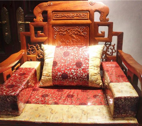 """""""六合同春沙发""""一套红木沙发多少钱?"""