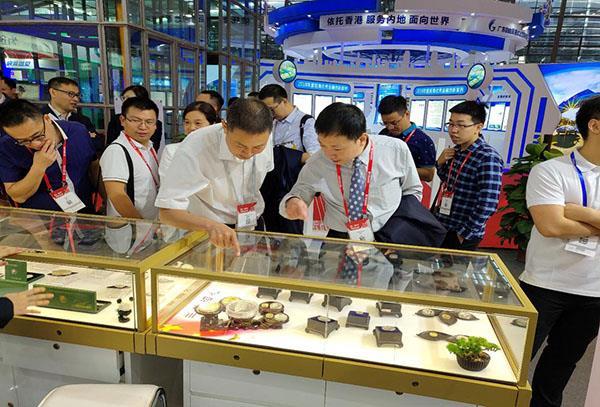 中国金币总公司亮相2019中国国际金融展