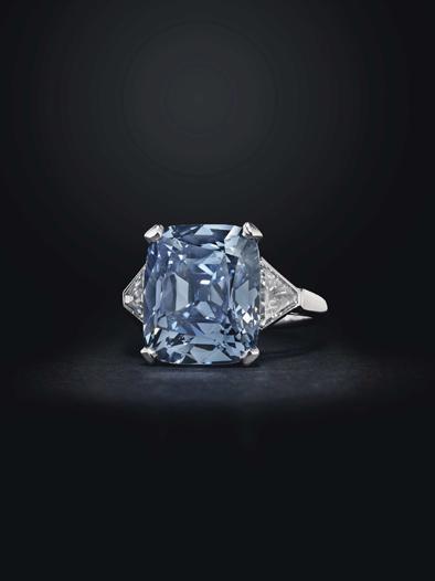 戴比尔斯最新销售数据显示:市场对抛光钻石和钻石原石的需求大幅下滑