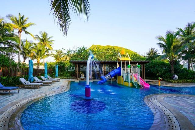 三亚嘉佩乐酒店把蜜月和亲子完美融合 哪个孩子会不喜欢?